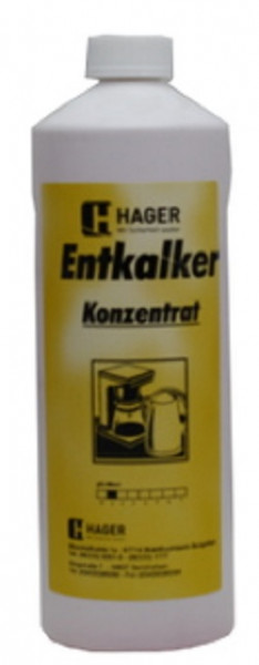 Hager - Entkalker Konzentrat flüssig 1000ml