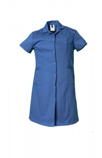 Planam Damen Berufsmantel Baumwolle 1/4 Arm Größe 34 - 54, in 2 Farben