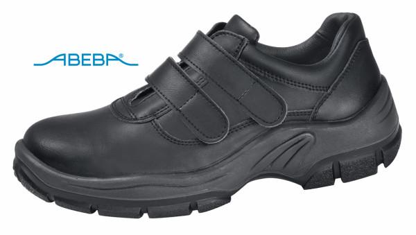 ABEBA Sicherheitsschuh Protektor 2232 S3 Halbschuh Arbeitsschuh schwarz