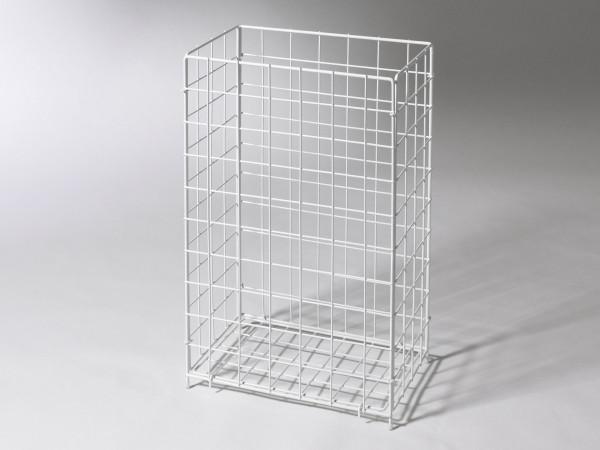 Fripa Drahtgitterkorb Sammelkorb für Papierhandtücher 41x63x25 cm - 2340013