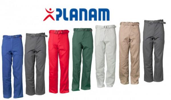 Planam BW290 Bundhose Größe 24 - 110, in 7 Farben