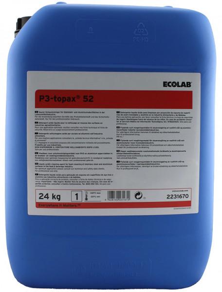 Ecolab - P3 - Topax ® 52 | 24 Kg