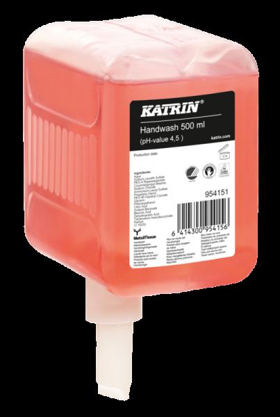 Katrin Handwaschseife rose 12x500 ml - 954151