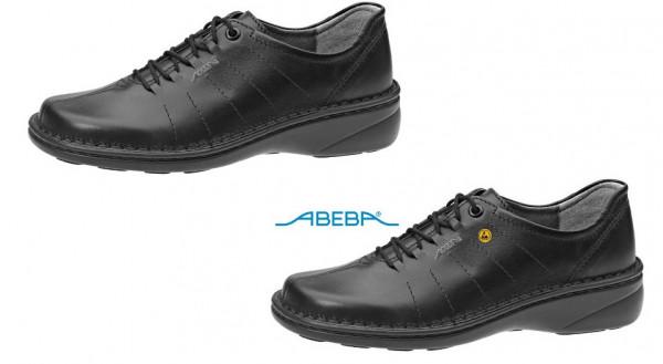 ABEBA Reflexor 6910 | 36910 ESD Berufsschuh Arbeitsschuh schwarz