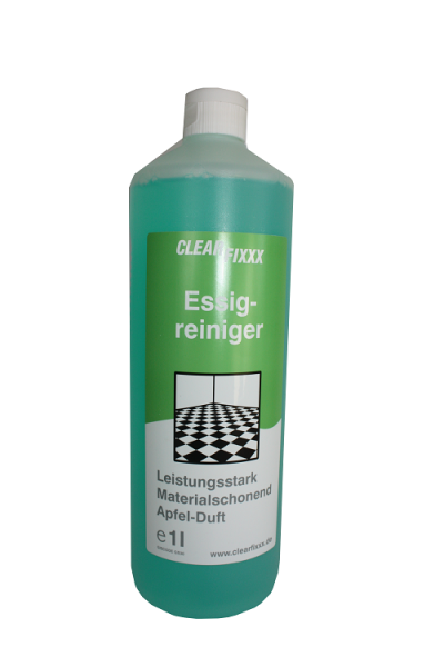 Clearfixxx® - Essigreiniger 1L Flasche