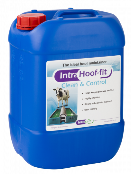 Intracare - Hoof-Fit Clean & Control 20 Liter