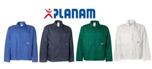 Planam BW270 Arbeitsjacke Größe 42 - 110, in 4 Farben
