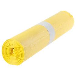 Müllbeutel - 120 Liter gelb Typ 60