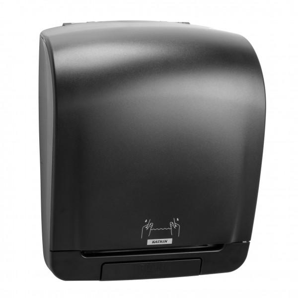 Katrin Inclusive Systemrollenspender 92025 - schwarz