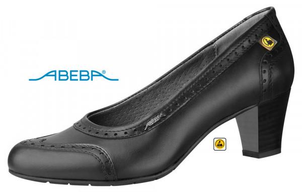 ABEBA Business Lady 3990 ESD Serviceschuh Arbeitsschuh schwarz