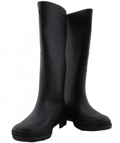 S4 Laars Nero Zwart Sicherheitsstiefel Gummistiefel 00150025 - Größe 38 - 47 schwarz