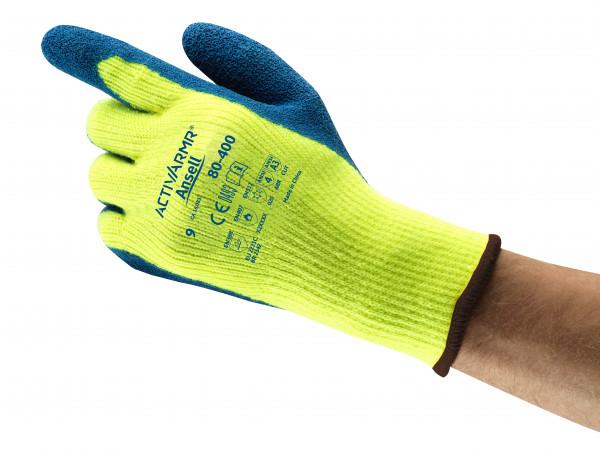Ansell - ActivArmr 80-400 Kälteschutz-Handschuh (PowerFlex)