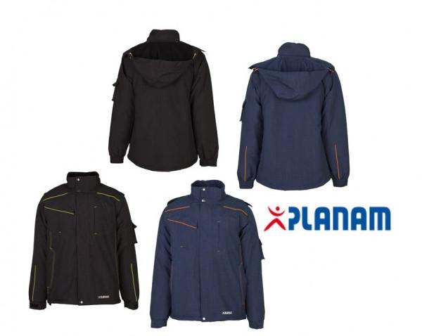 Planam Neon Winter-Jacke Gr. S - XXXL in 2 Farben