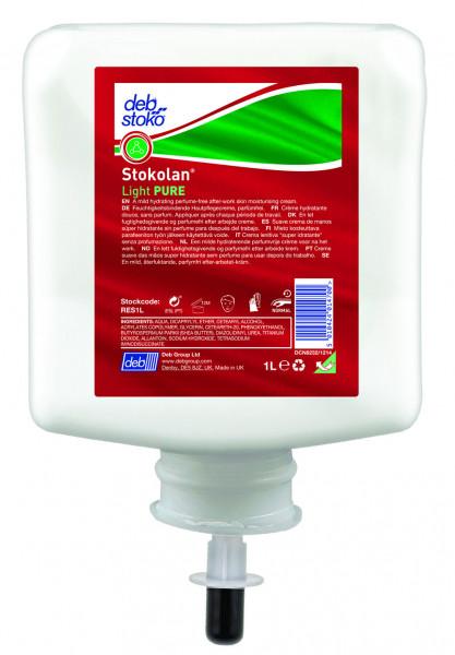 Stokolan® Light PURE 1 Liter (ehemals Deb® Pure Restore)