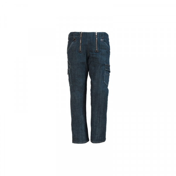 FHB Friedhelm Jeans Arbeitshose 22660 Bundhose Größe 23 - 114
