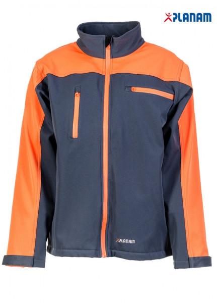 Planam Timberguard Softshelljacke Arbeitsjacke Softshell Jacke Größe S - 4XL, in 2 Farben