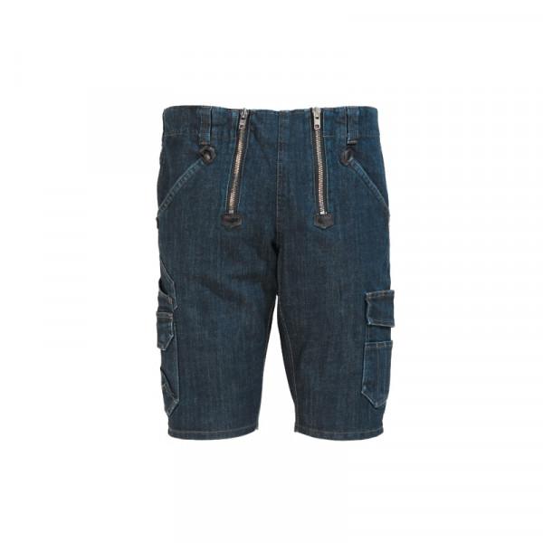 FHB Volkmar Jeans Zunftbermuda Bermuda kurze Arbeitshose Shorts 22635 Größe 42 - 66