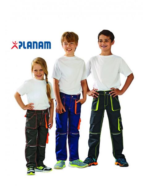 Planam Junior Kinder-Bundhose Größe 86 - 176, in 3 Farben