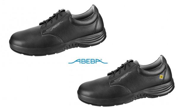 ABEBA X-Light 711127 7131127 ESD Berufsschuh Halbschuh Küche Arbeitsschuh schwarz