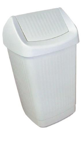 Meiko - Schwingdeckeleimer 15 Liter weiß - 938146
