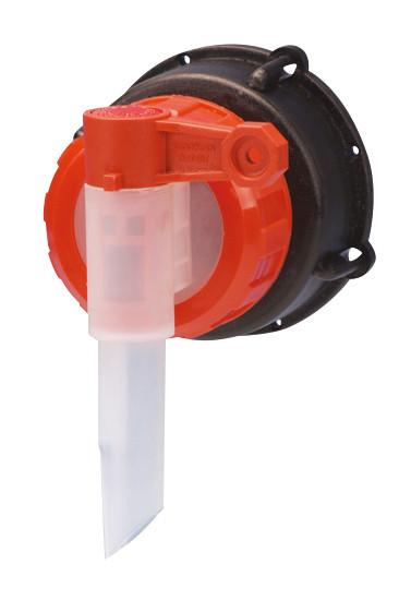 Auslaufhahn Universal für 5 Liter und 10 Liter Kanister DIN 50 - 50 mm