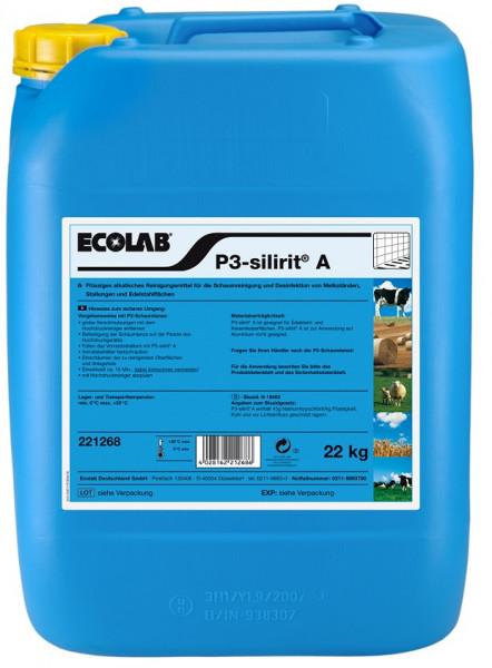Ecolab - P3-silirit® A 22 Kg