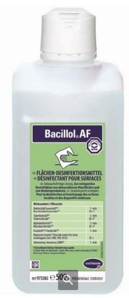 Bacillol AF 500ml Flasche