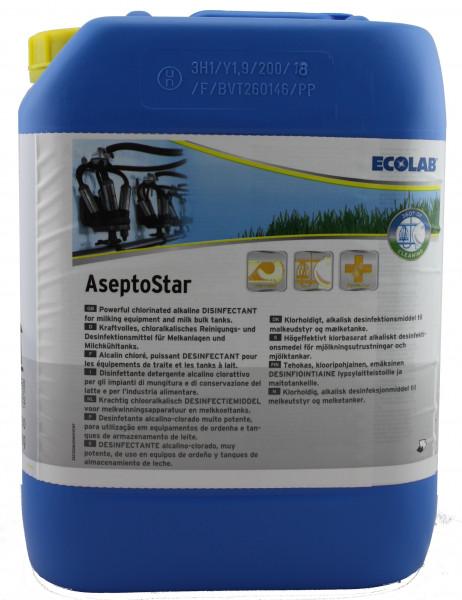 Ecolab - Aseptostar Asepto Star 24 Kg (ehemals Trosilin® extra D)