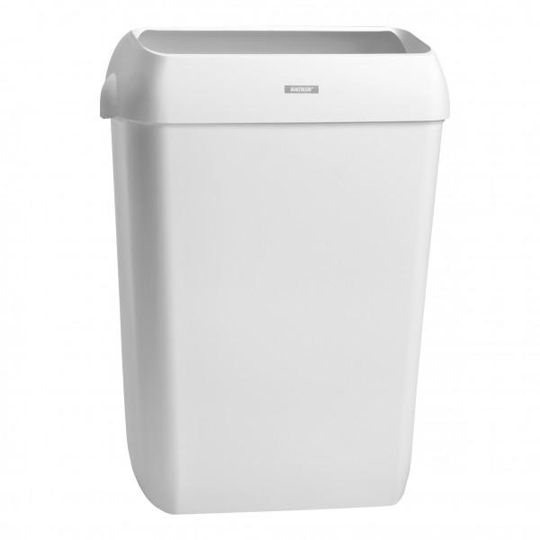 Katrin Mülleimer/Abfallbehälter 50 Liter - Weiß (91912)