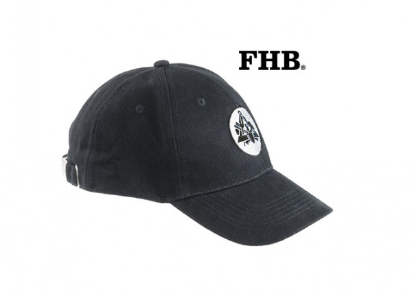FHB Simon Maurer-Cap 91100 Basecap schwarz
