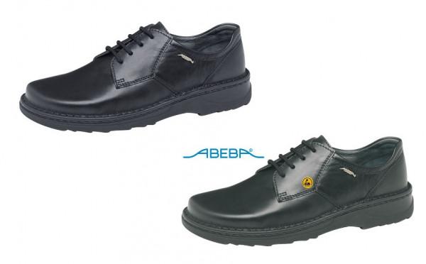 ABEBA Reflexor Berufsschuh Arbeitsschuh schwarz 5710   35710 ESD