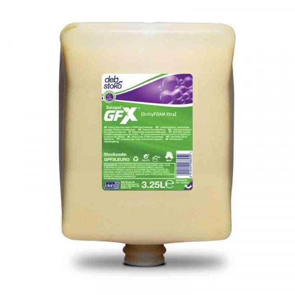 Solopol® GFX™ (GrittyFOAM® Xtra) Handwaschschaum 3,25 Liter Kartusche