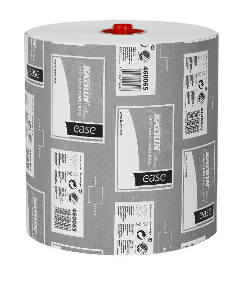 Katrin Plus M Handtuchpapierrolle 2 lagig, weiß - 460065