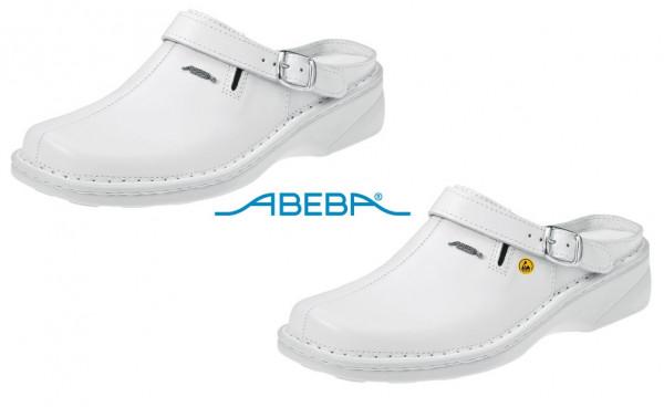 ABEBA Reflexor Berufsschuh Arbeitsschuh weiß 6903 | 36903 ESD