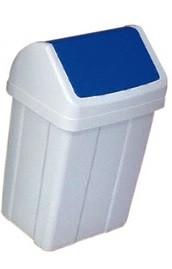 Meiko - Schwingdeckeleimer 25 Liter blau - 938155