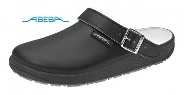 ABEBA Rubber 9252 Clog Berufsschuh Arbeitsschuh schwarz