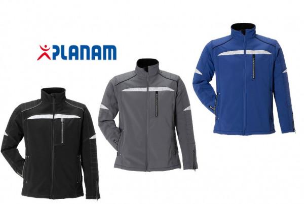 Planam Durawork Softshelljacke Arbeitsjacke Größe XS - 3XL, in 3 Farben